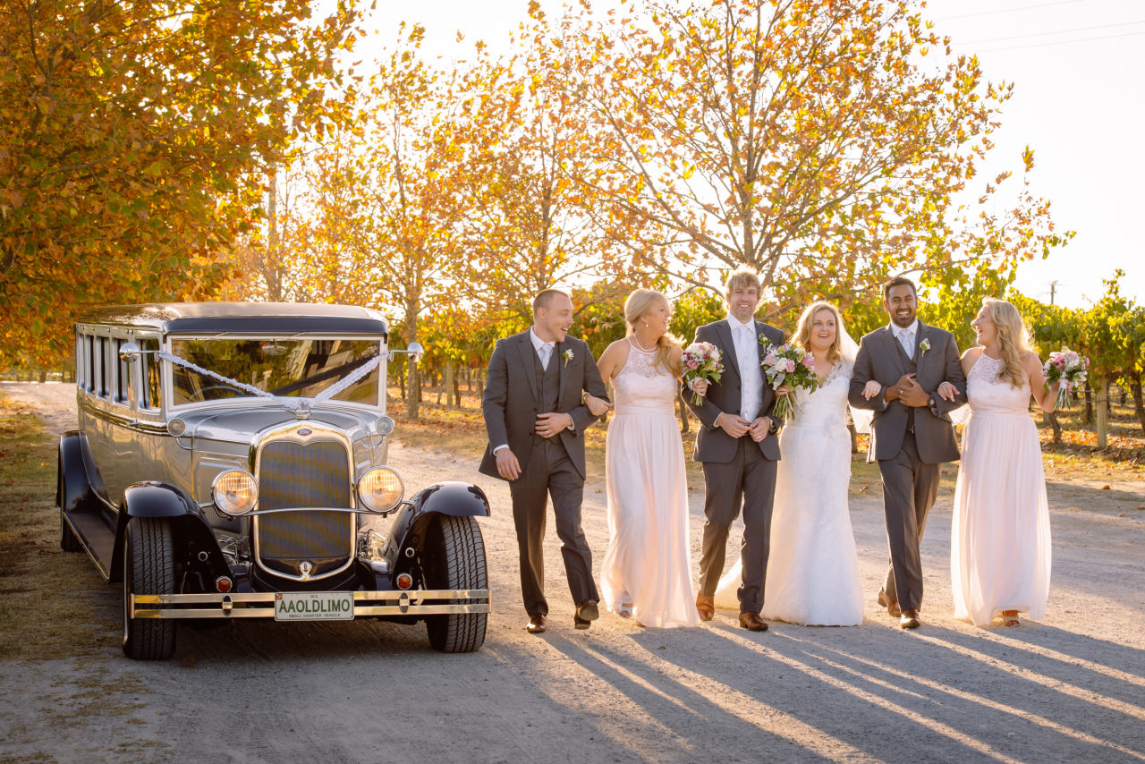 Galleries - Limousine Hire Perth | Wedding Limo Vintage ...