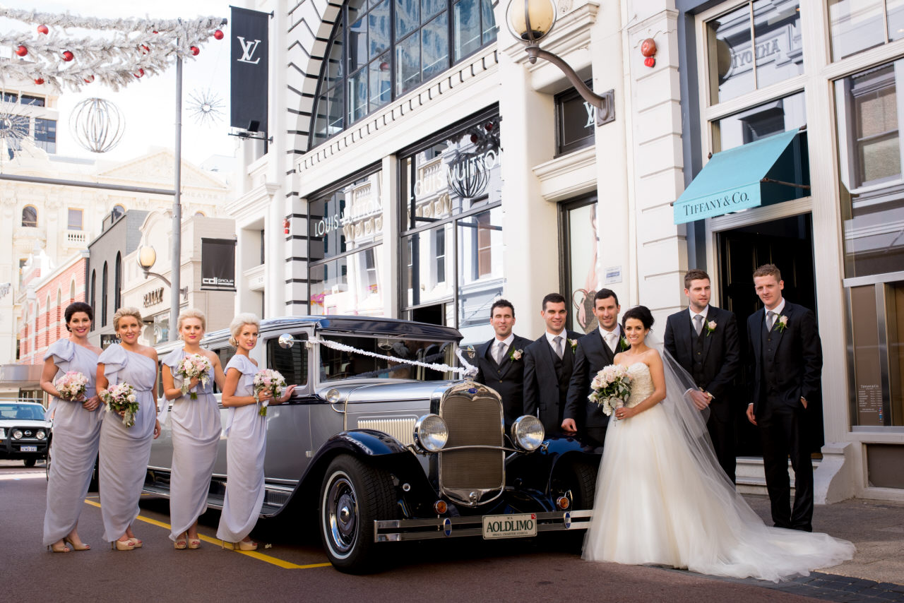 Vintage Car Hire Perth